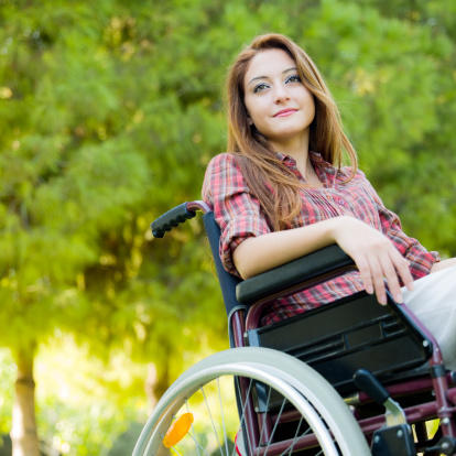 Would you date a girl in a wheelchair?<br />