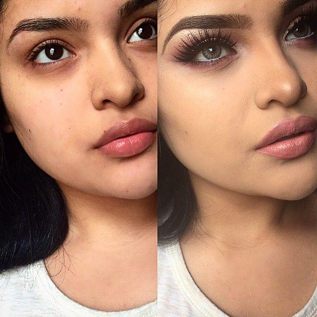 Would you be okay with your date wearing colored contacts and you never knowing?