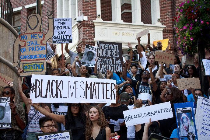 #BlackLivesMatter?