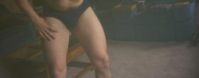 Do I look okey to wear speedo to go swimming with legs like this?