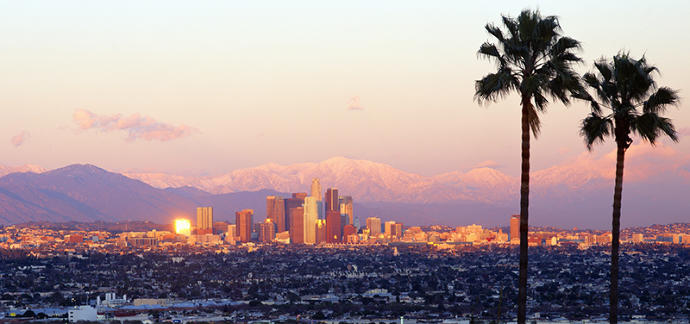 Would  you ever want to visit Los Angeles?