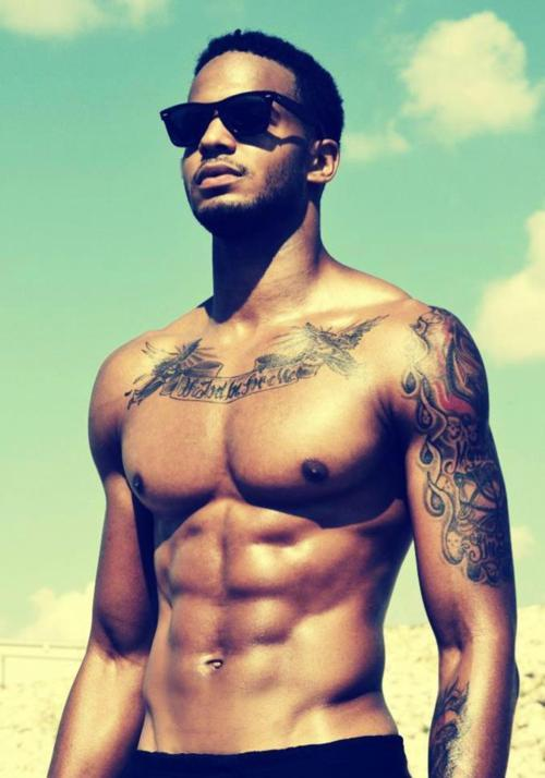 Girls, do you think this skin color, and body type is attractive??