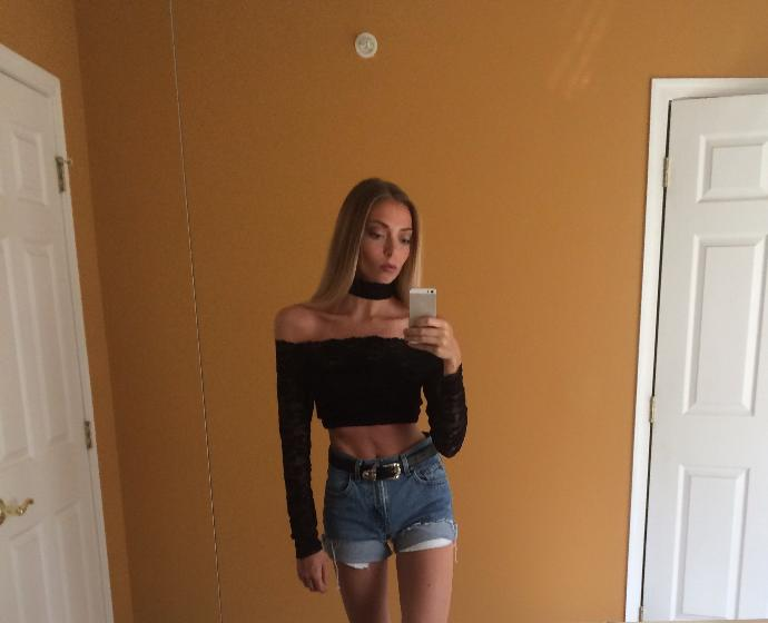 What do you think of her looks/selfie?