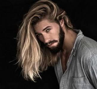 Do you think a long hairstyle l like this on a guy is attractive?