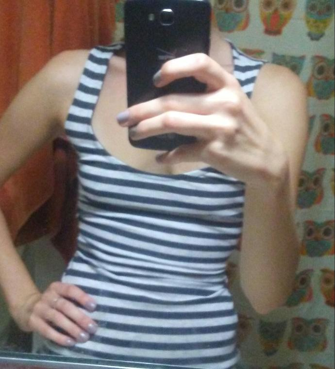 Based off of these pics, do I look too thin?