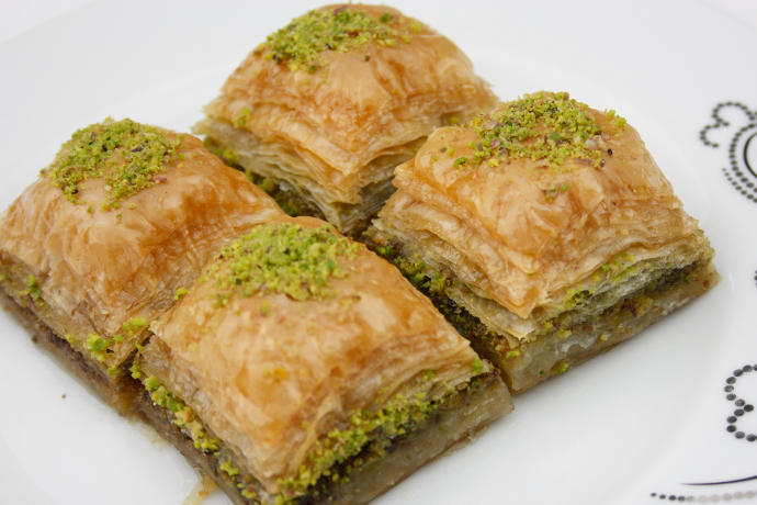 Do you like baklava?