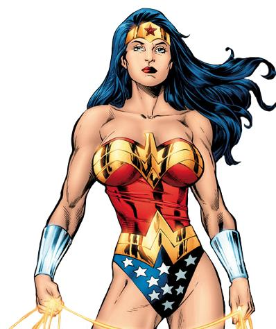 Do you think the DC Superheroine, Wonder Woman is slowly being ruined by new writers?