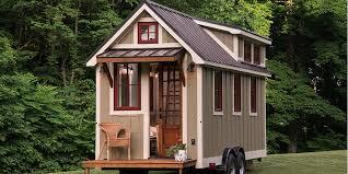 Do you think you could live in a tiny house for about a month?