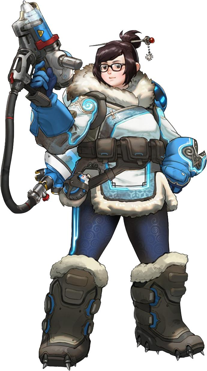 Would this be a good start to a Mei cosplay (from overwatch)?