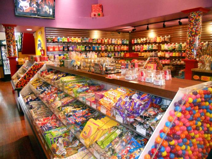 Candy shops, have you ever been to one?