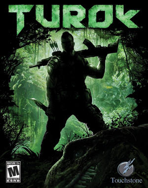 Have you GAGers ever played any of the Turok video games or read any of their novels before?