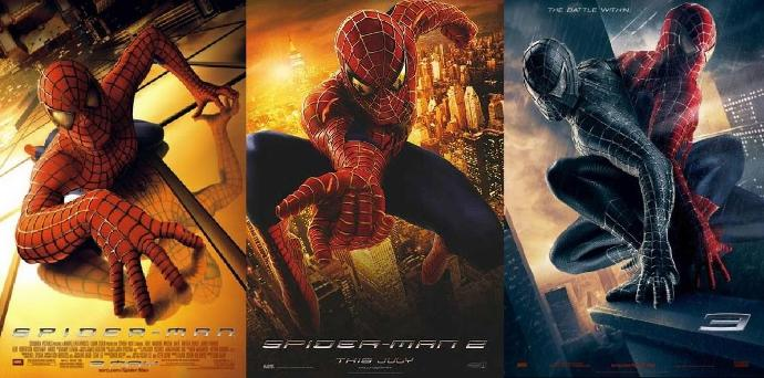 Which Live-Action Spider-man movies did you prefer more, Sam Raimi's trilogy or Marc Webb's Amazing Spider-Man movies?