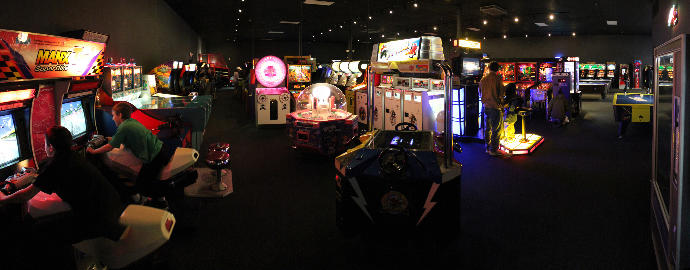 What was your favorite video game you played in an Arcade?