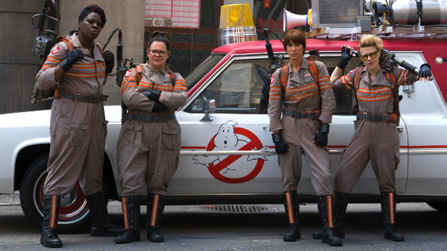 Which Ghostbusters are better, the original guys or the new female ones?