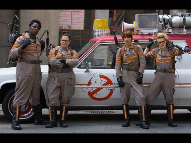 Did you like the new Ghostbusters?