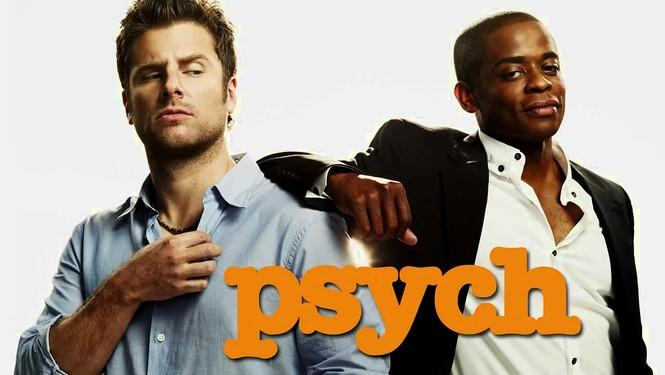 ARE there any funny yet detective/mystery shows like Psych was ooor was Psych unique?