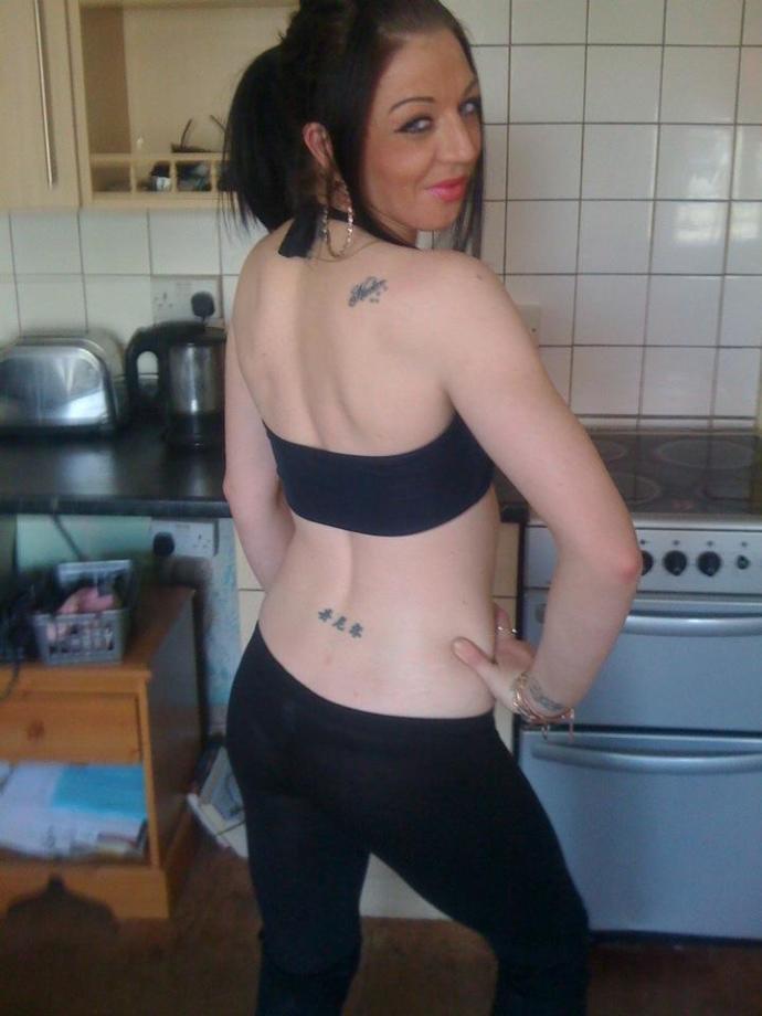 Do women suit tattoos?