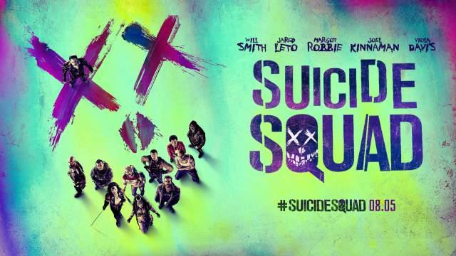 How many of you GAGers are excited for Suicide Squad?