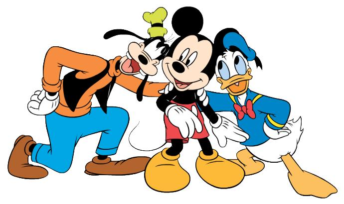 Mickey Donald or Goofy? which is your fave of the three?