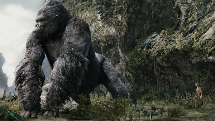 So Godzilla vs. King Kong is getting a movie. Who else is excited for it?