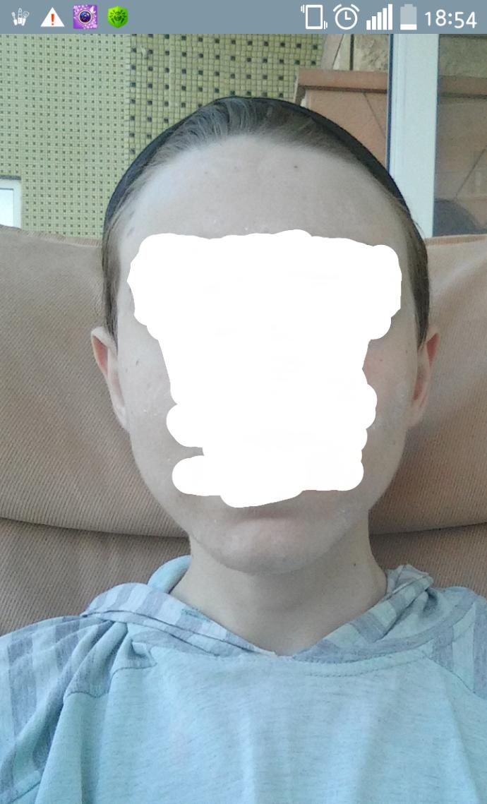 Guys,What is my face shape?