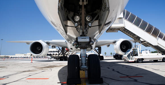 What would happen if an Aeroplane Tire goes over my leg ?