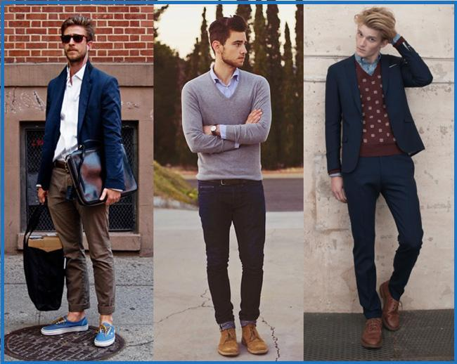 What do you think of guys that dress like this all the time? (Pics)?