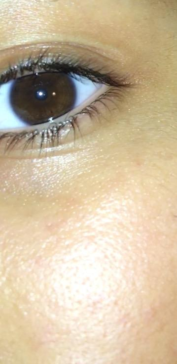 What is this eye color? Is this amber hazel or brown? Idk?
