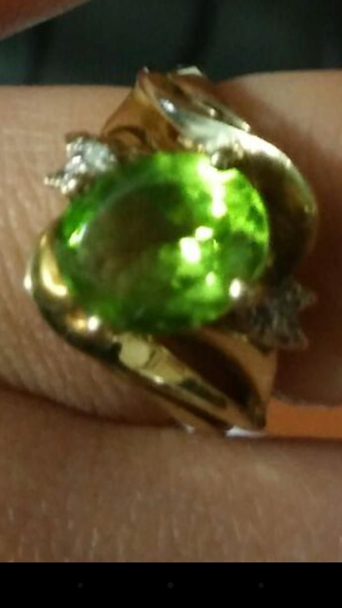 What colour should I change the stone on my ring to?