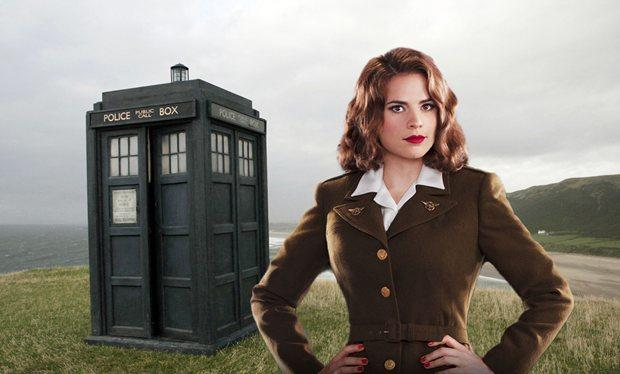 Female Doctor Who wouldn't work?