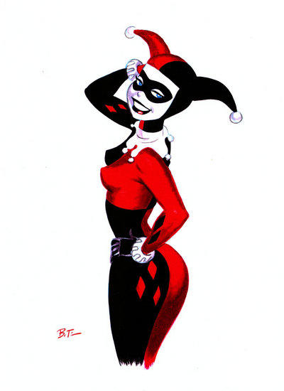 What version of Harley Quinn do you like most?