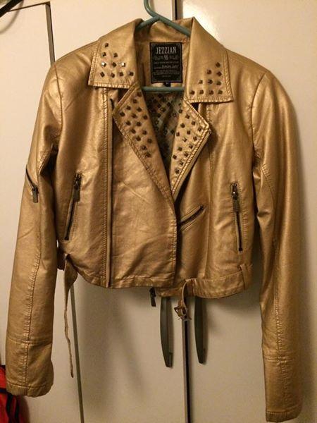 Do you like this jacket?