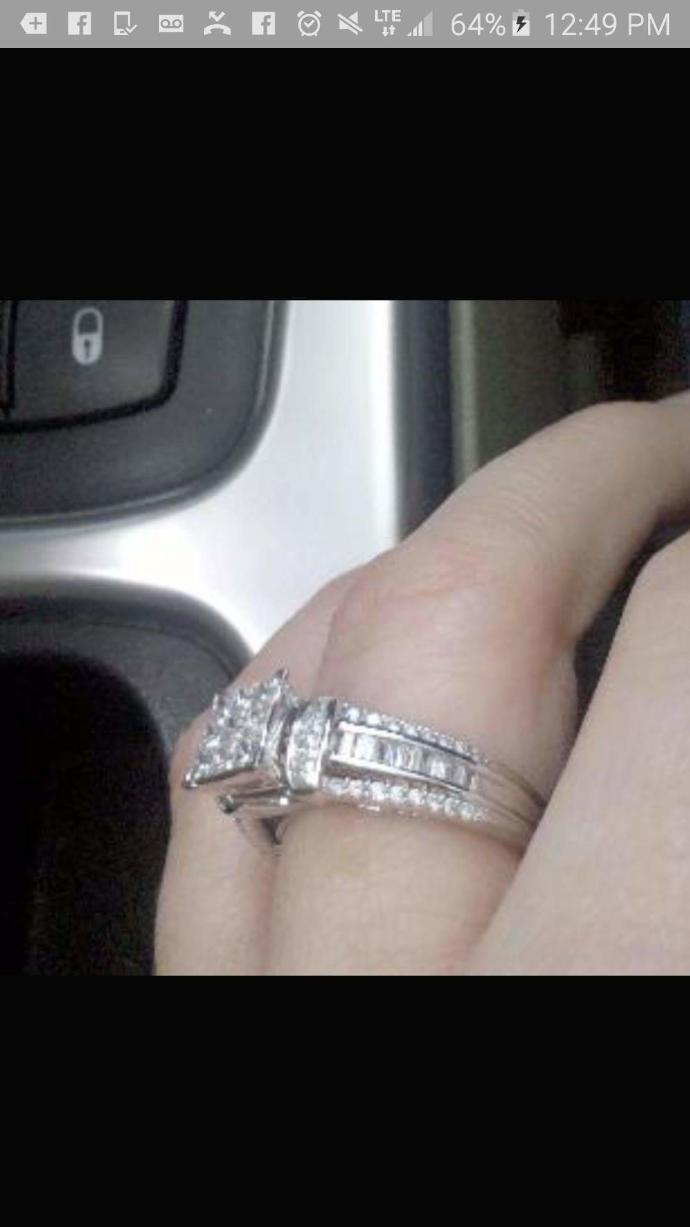 What do u think of this ring for an engagement ring?