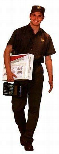 Girls, what do you think of men who are UPS delivery drivers?