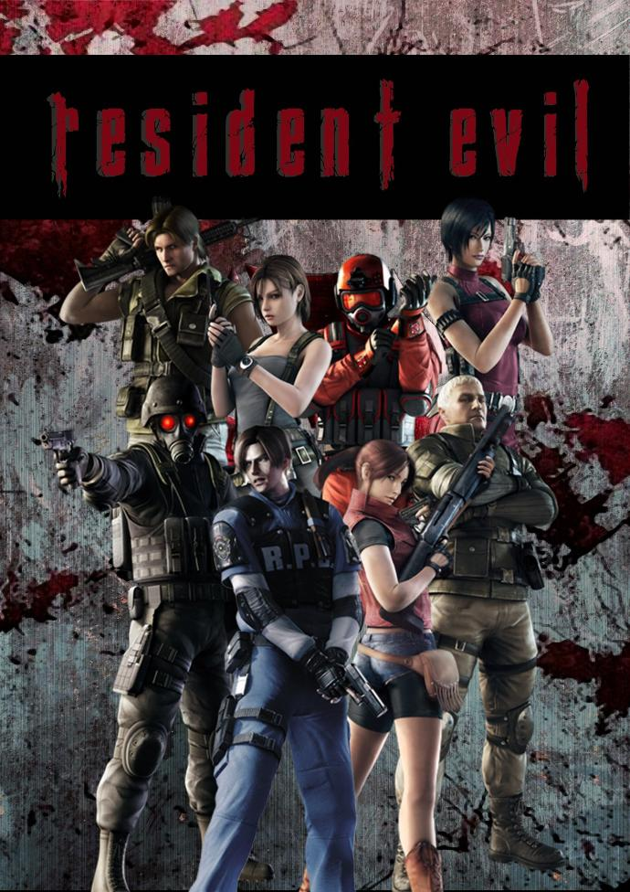 How would you feel if there was ever an actual DC Comic book crossover between Capcom's Resident Evil and the Justice League?