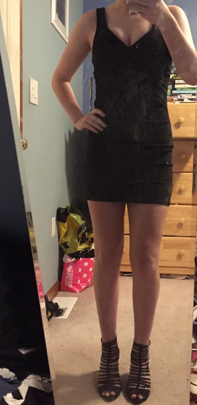 Guys, Do I look okay?