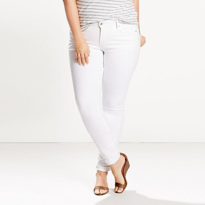 thoughts on big legs and white jeans???