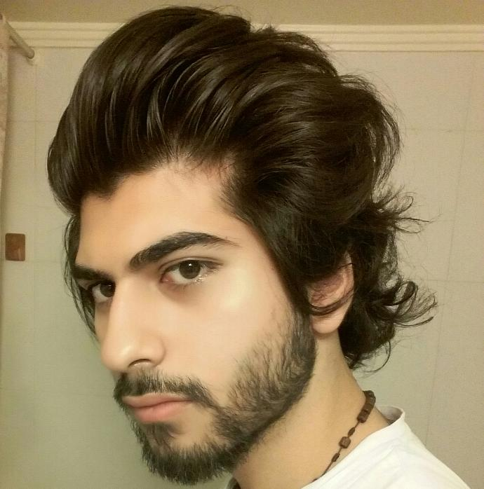 Girls, What do you think about my hair and my beard? And what changes I must do?