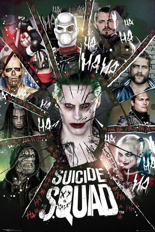 Should people who dare hate on the new Suicide Squad movie be deported?