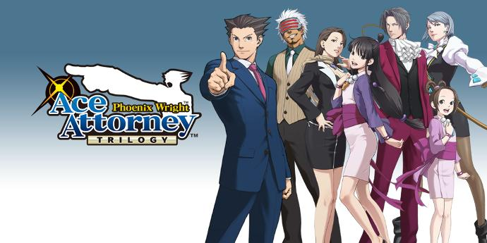 Have you played any games from Ace Attorney?