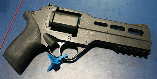 Pistol for a character I'm writing?