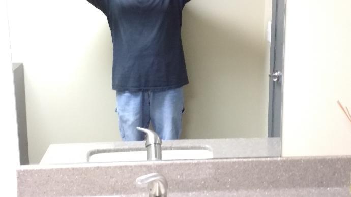 Girls, Am I skinny, how do I look in black?