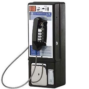 Are there still pay phones installed in your city?