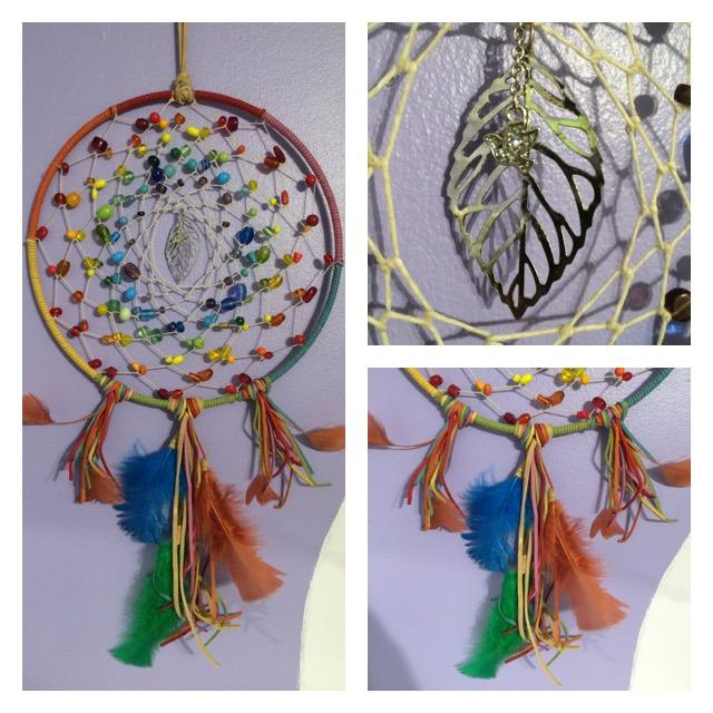 Opinions on the dream catchers I've been making?