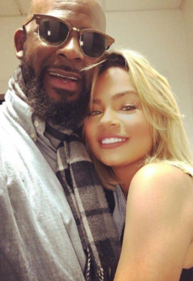 Honest opinion on R Kelly's newest girlfriend?