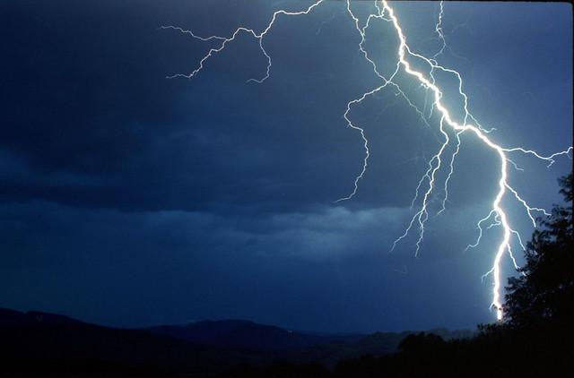 Do you like Thunderstorms?
