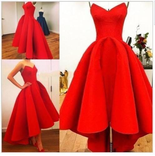 Why seem guys to love red dresses on women so much? Is that something special?