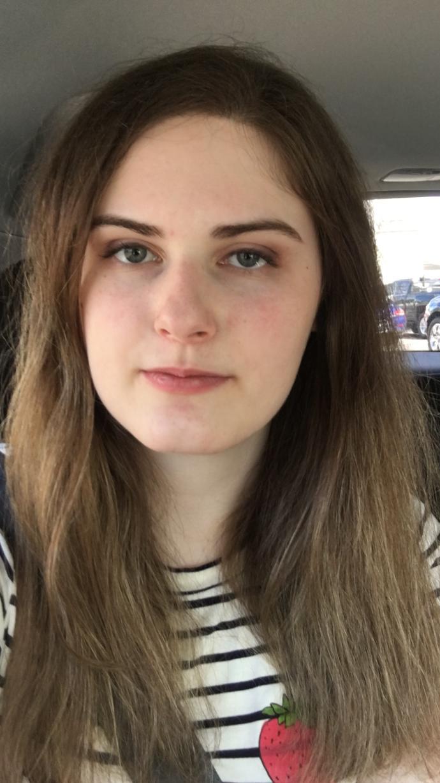 Should I dye my hair brown or keep it as it is?