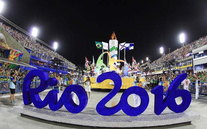 If you HAD to take part in any Olympic sport, which one would you rather do?