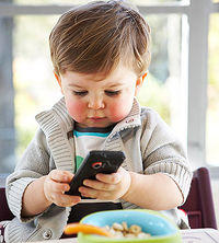 Do you think it's a good idea to introduce technology to children at a young age?